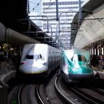 #532 新幹線を知らない人。