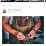 新ブログプラットフォーム?Medium(メディアム)始めました。